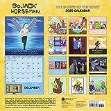 BoJack Horseman 2020 Wall Calendar