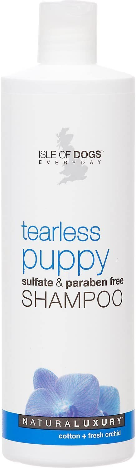 9. Isle of Dogs Tearless Puppy Shampoo