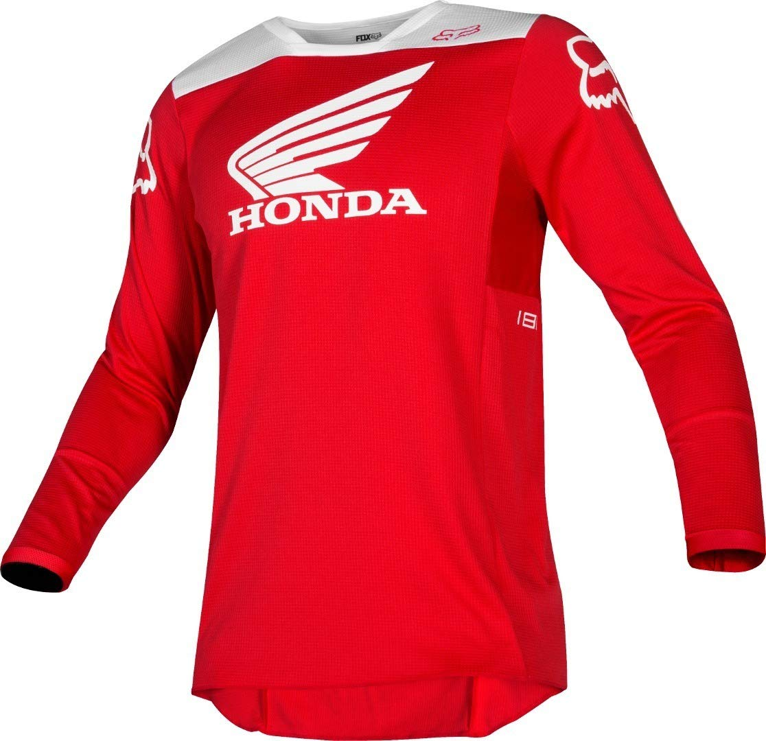 Fox Jersey 180 Honda Red M