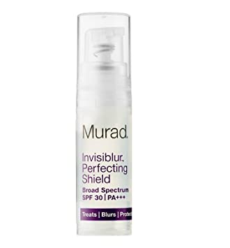 Amazon.com: Murad Invisiblur Perfecting Shield Broad Spectrum SPF ...