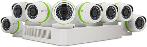 EZVIZ TRIPLE HD 3MP Outdoor Surveillance System