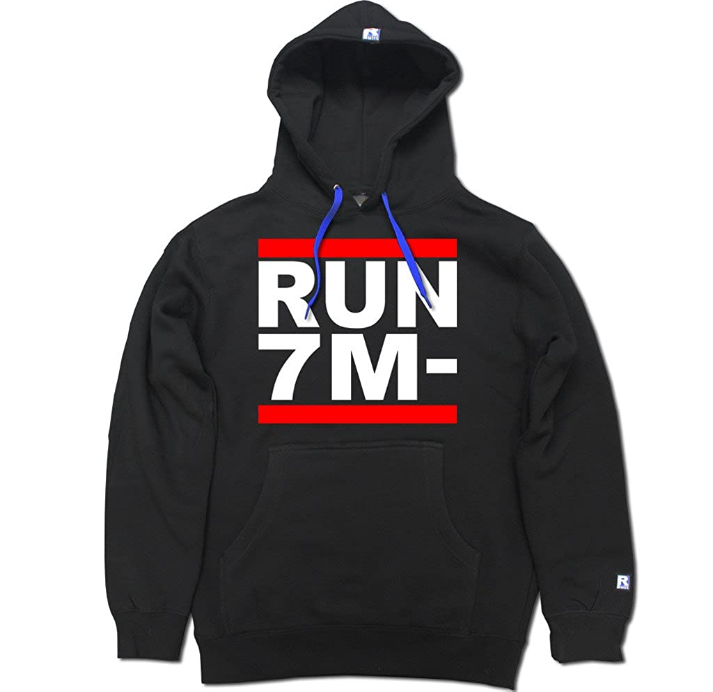FTD Apparel Men's Run 7M Turbo JDM Pullover Hooded Sweater HDRUN7M-parent