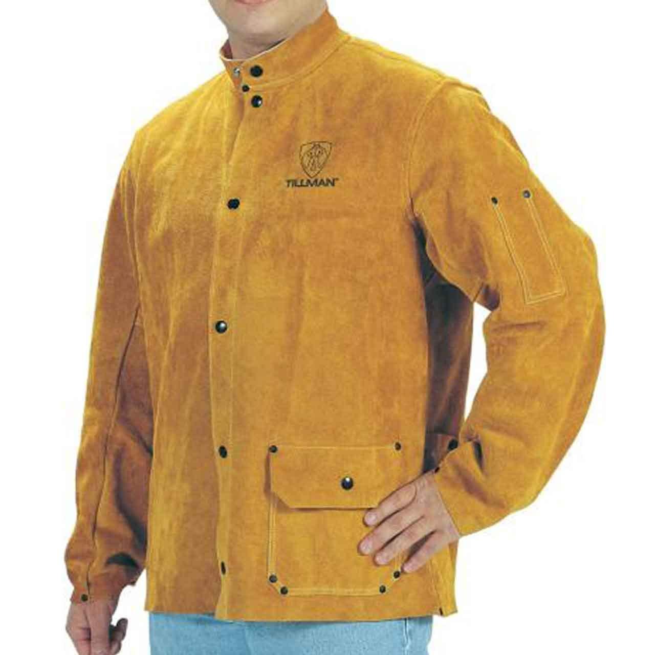 Welding Jacket XL by Tillman (Image #1)