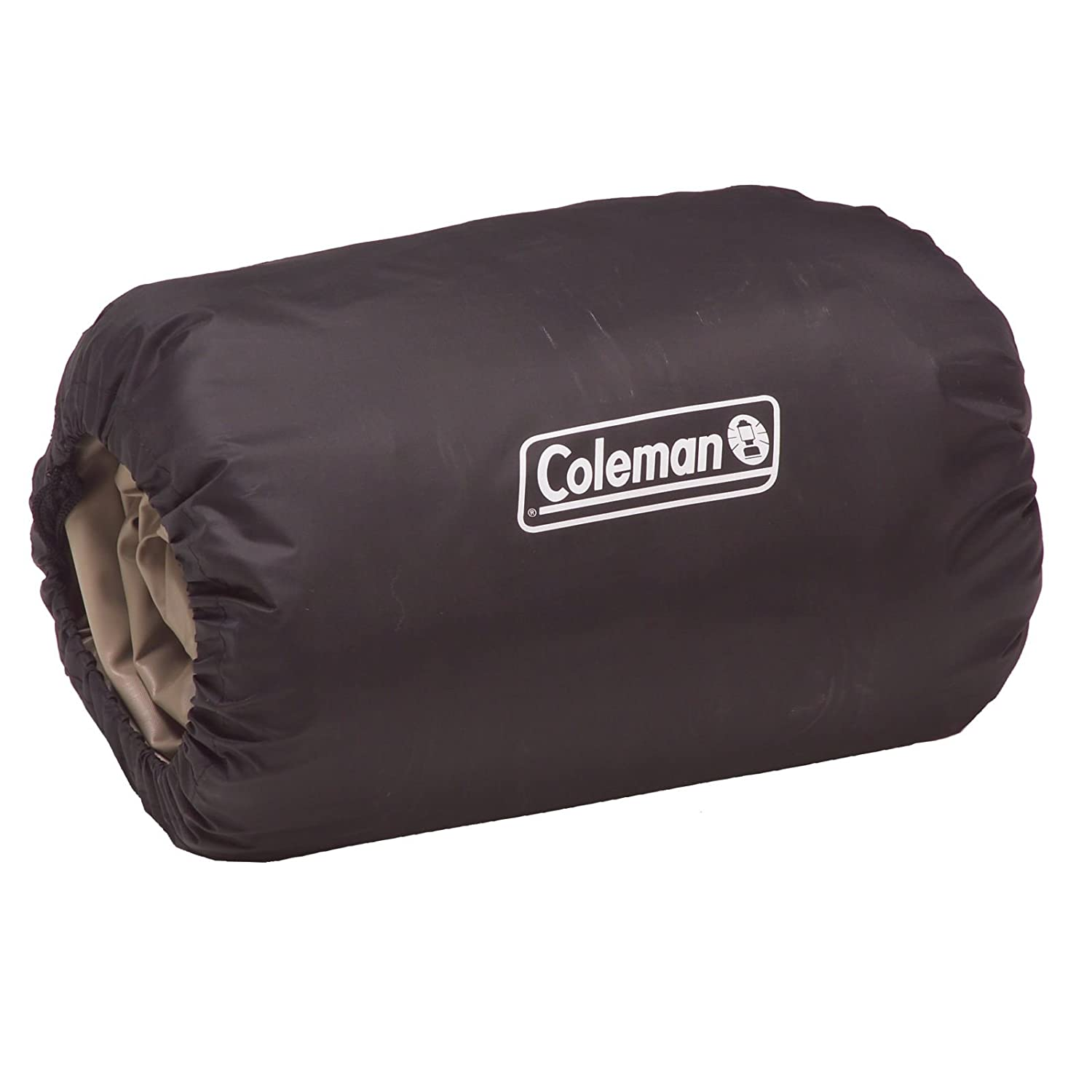 Amazon.com : Coleman Soft Plush Top Inflated Quickbed, Full ...