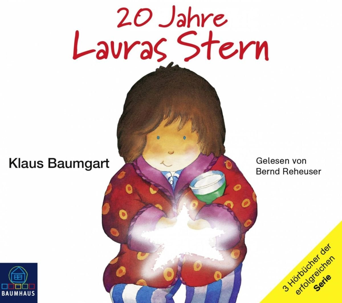 Jubiläumsbox 20 Jahre Lauras Stern: Laura und das kleine Kätzchen/Laura und die Lampioninsel/Lauras Piratenschatz. (Lauras Stern - Erstleser)