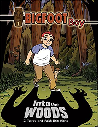 Into the Woods (Bigfoot Boy)