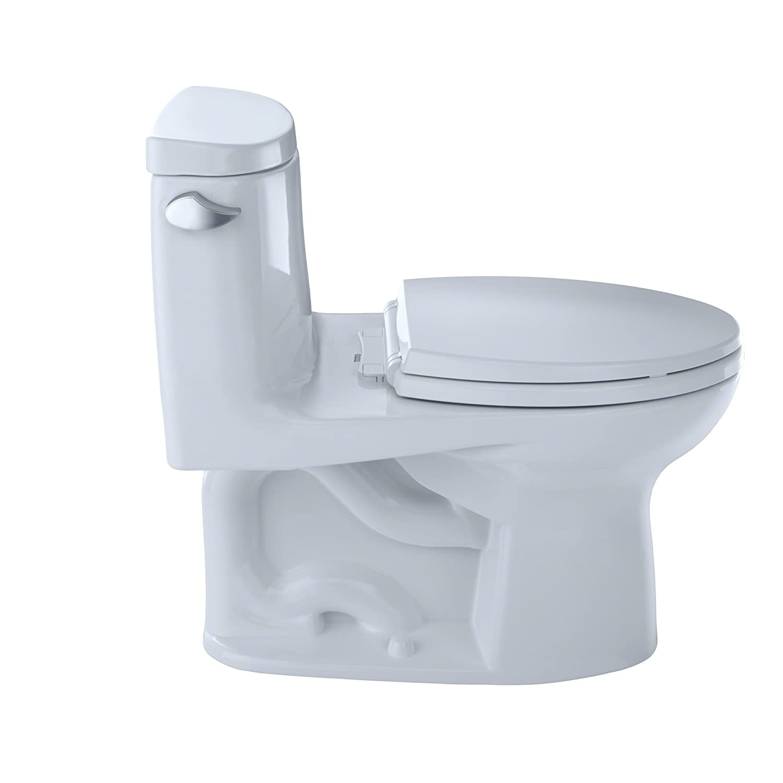TOTO MS604114CEFG-01 Ultramax II Het Double Cyclone One Piece Toilet ...