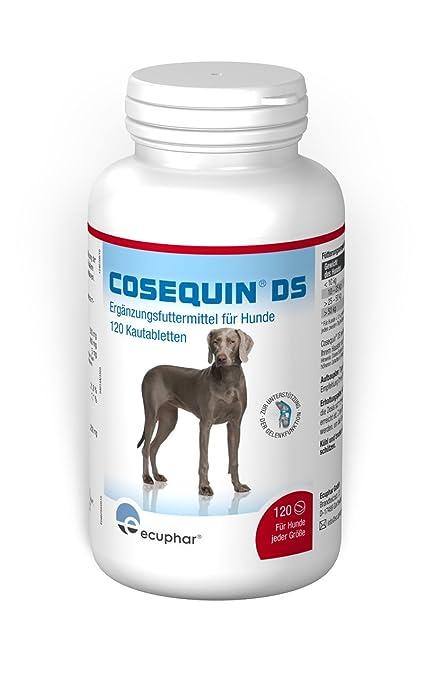 cosequin DS 120 sabor de pastillas perro