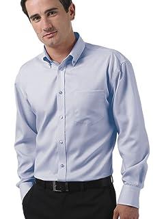 6209b6978cc87 Fashion Cuir Chemise sans Repassage  Amazon.fr  Vêtements et accessoires