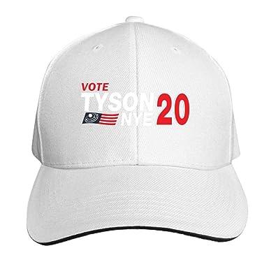 dailyonline Tyson Nye 2020 - Gorra de béisbol Ajustable: Amazon.es ...