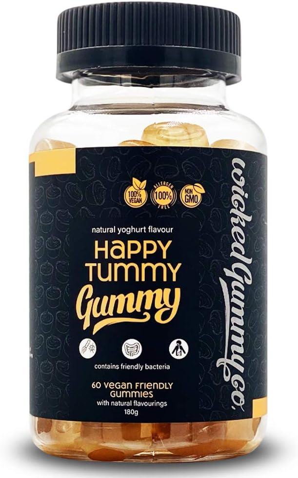 Wicked Gummy Happy Tummy Gummies