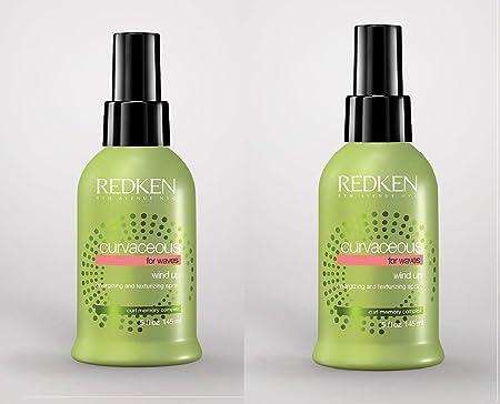 Redken – Curvaceous Wind Up 5oz Lot of 2