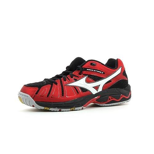 Zapatillas de balonmano Mizuno Wave Storm 2 - Talla 42,5 EU: Amazon.es: Zapatos y complementos