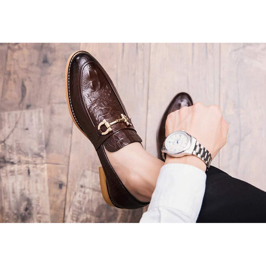 Zxcvb Lässige Faule Schuhe Leder Leder Leder Hochzeit Schuhe für Männer Cap Toe Lace up Formelle Business Oxford Schuhe 6ae940