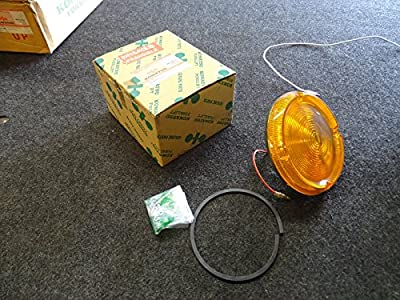 New Genuine Komatsu Amber Indicator Lamp Light 312-55-11520