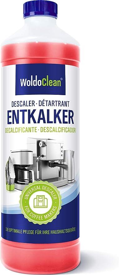 Descalcificador para cafetera 750ml - compatible con marcas Delonghi, Dolce Gusto, Nespresso, Senseo: Amazon.es: Hogar