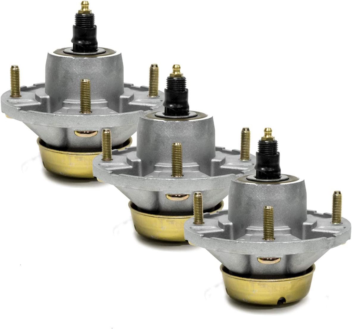 Amazon.com : Replaces John Deere 3pk Spindle Assembly for Zero Turn Mower  Z425 Z445 48