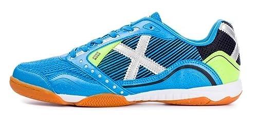 Munich Zapatilla de fútbol sala 5 A Side Azul 310344 Azul Size: 39: Amazon.es: Zapatos y complementos