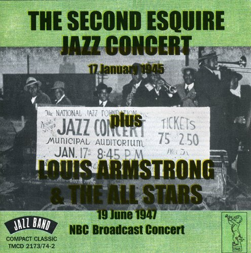 The Second Esquire Jazz Concert