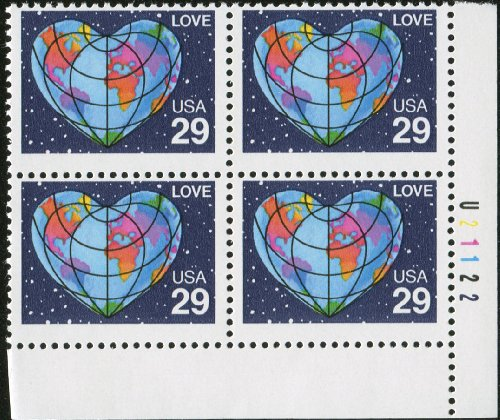 Earth Postage - 2