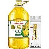 金龙鱼 玉米胚芽油4L+乳玉皇妃稻香贡米1kg(亚马逊自营商品, 由供应商配送)