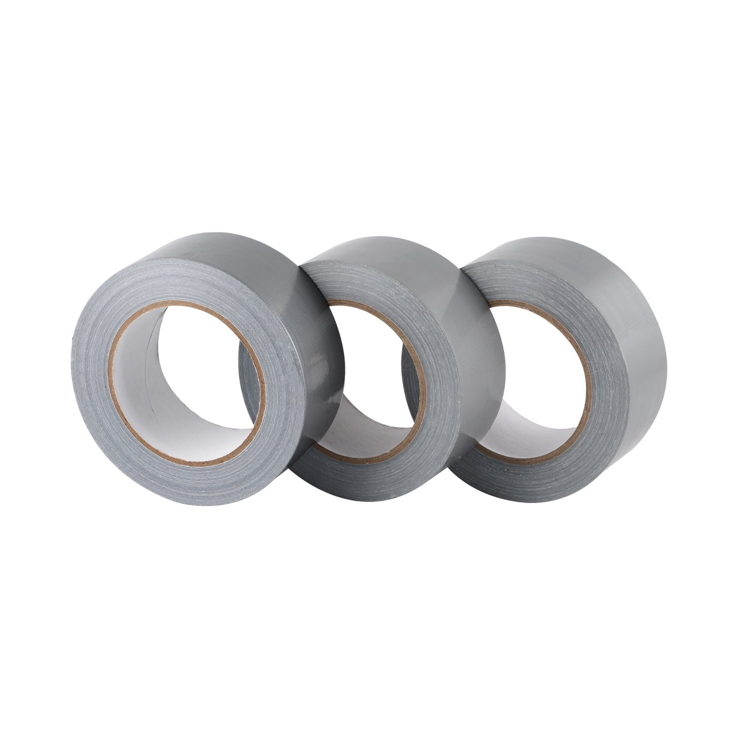 OGI Duct Tape Silver, 1.88 in x 35 yd (3 Pack)