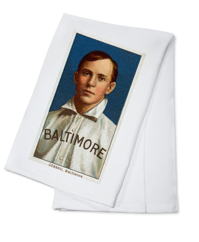 Baltimore Eastern League – Rubeデッサウ – 野球カード Cotton Towel LANT-23320-TL Cotton Towel  B0184BGYGA
