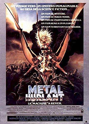 metal hurlant 1981