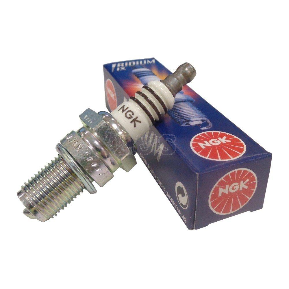 Genuine Iridium NGK Spark Plug No 2707 BR9ECMIX