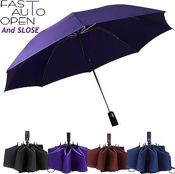Amazon.com: Paraguas Inverso Doble Capa - Paraguas Inverso ...