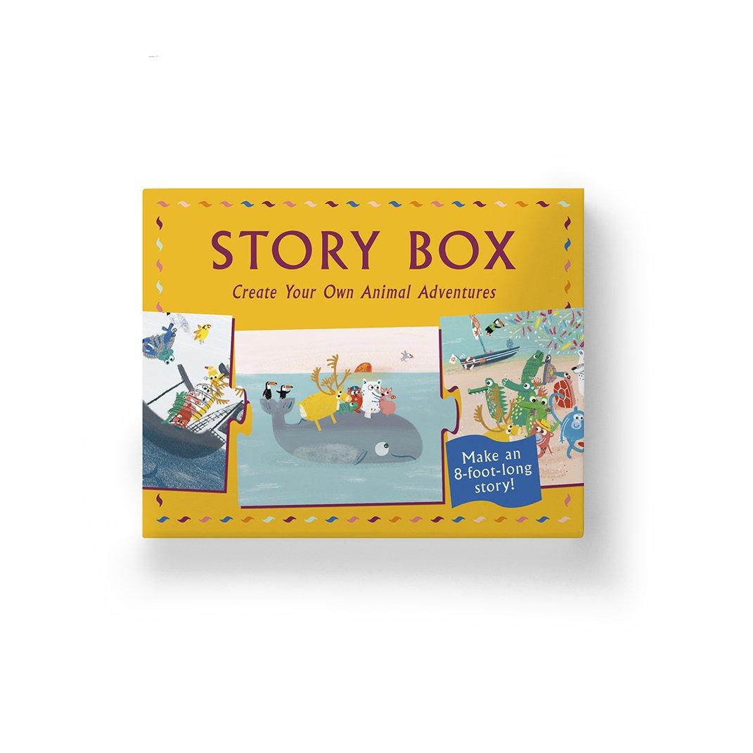 Story Box: Animal Adventures (Magma for Laurence King)