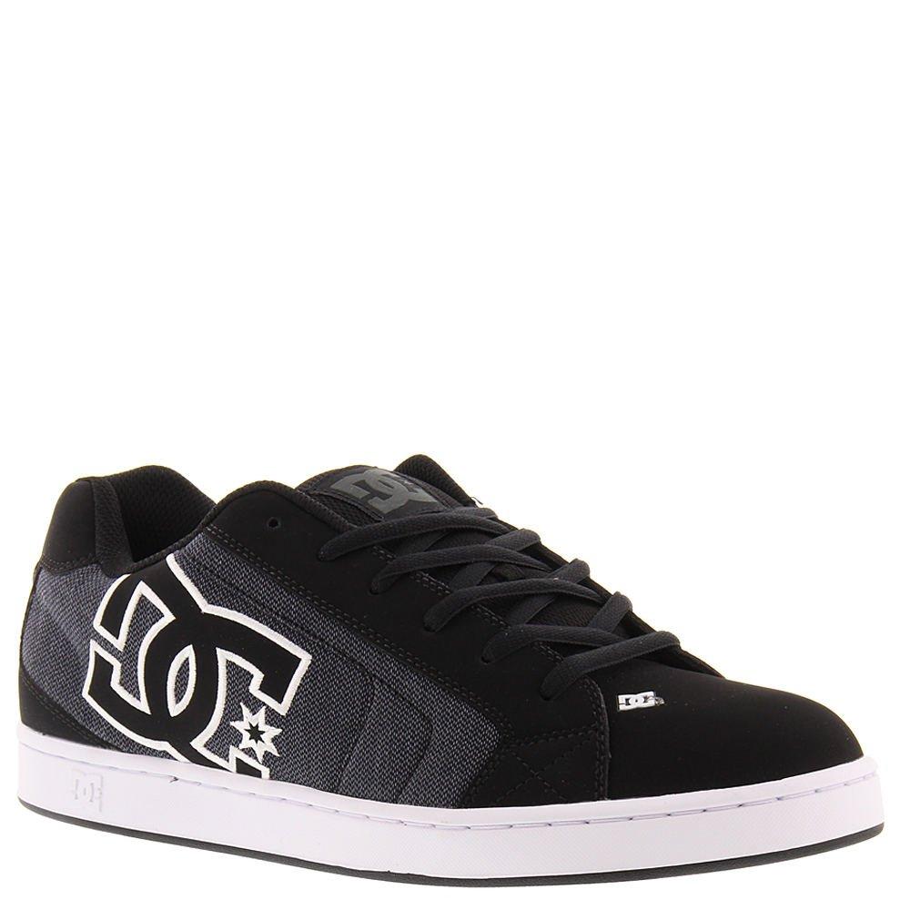 negro Dark Used DC zapatos Net Se, Hauszapatos de Estar por casa para Hombre