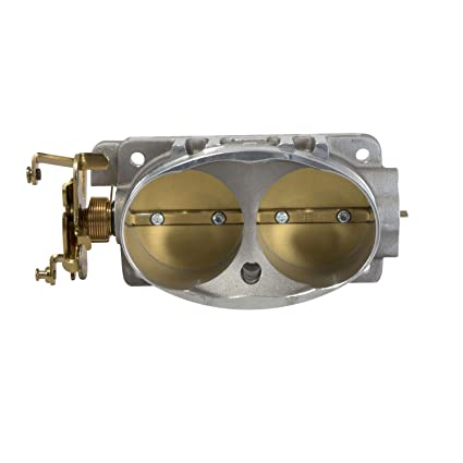 BBK 17110 Twin 65mm Throttle Body - High Flow Power Plus Series for Ford  4 6L- 4V Supercharged Cobra