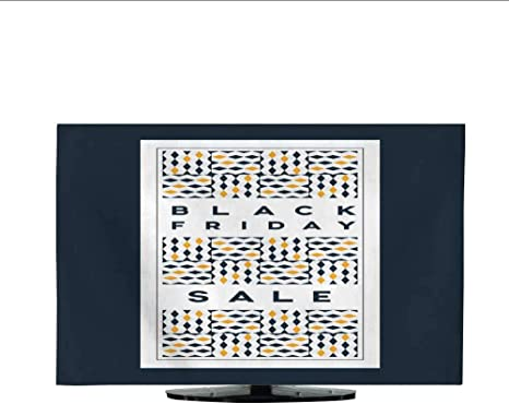 Pancarta de Cubierta a Prueba de Polvo para televisión, 230 Pulgadas / 32 Pulgadas: Amazon.es: Electrónica
