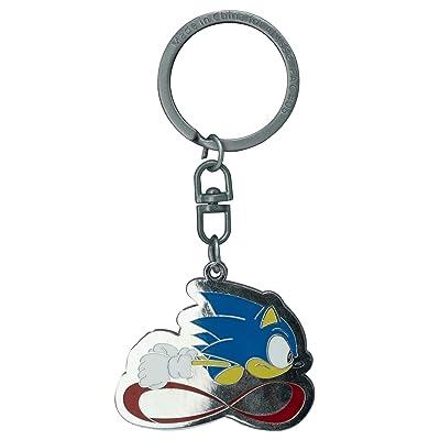 ABYstyle - Sonic - Llavero Sonic Speed: Juguetes y juegos