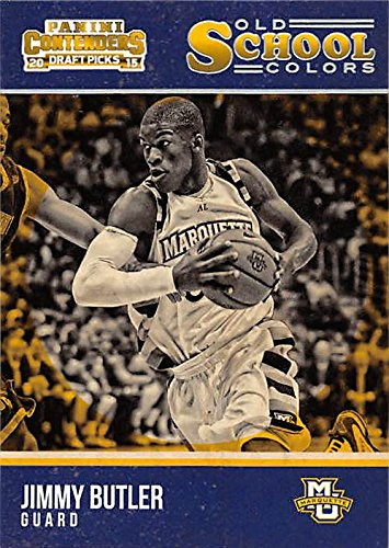 Jimmy Butler Basketball Card (Marquette, College Legend