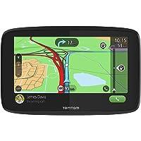Nawigacja TomTom GO Essential z ekranem 6 cali, funkcją telefonowania w trybie głośnomówiącym, Siri, Google Now…