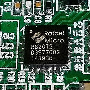 RTL-SDR Blog R820T2 RTL2832U 1PPM TCXO SMA Software Defined Radio (Dongle Only)