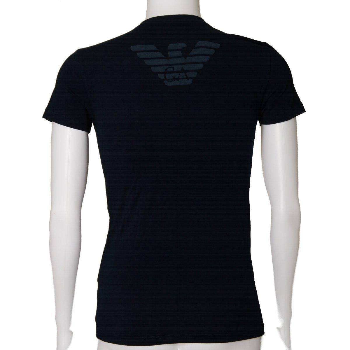 Emporio Armani - Camiseta - redondo - Manga corta - para hombre: Amazon.es: Ropa y accesorios