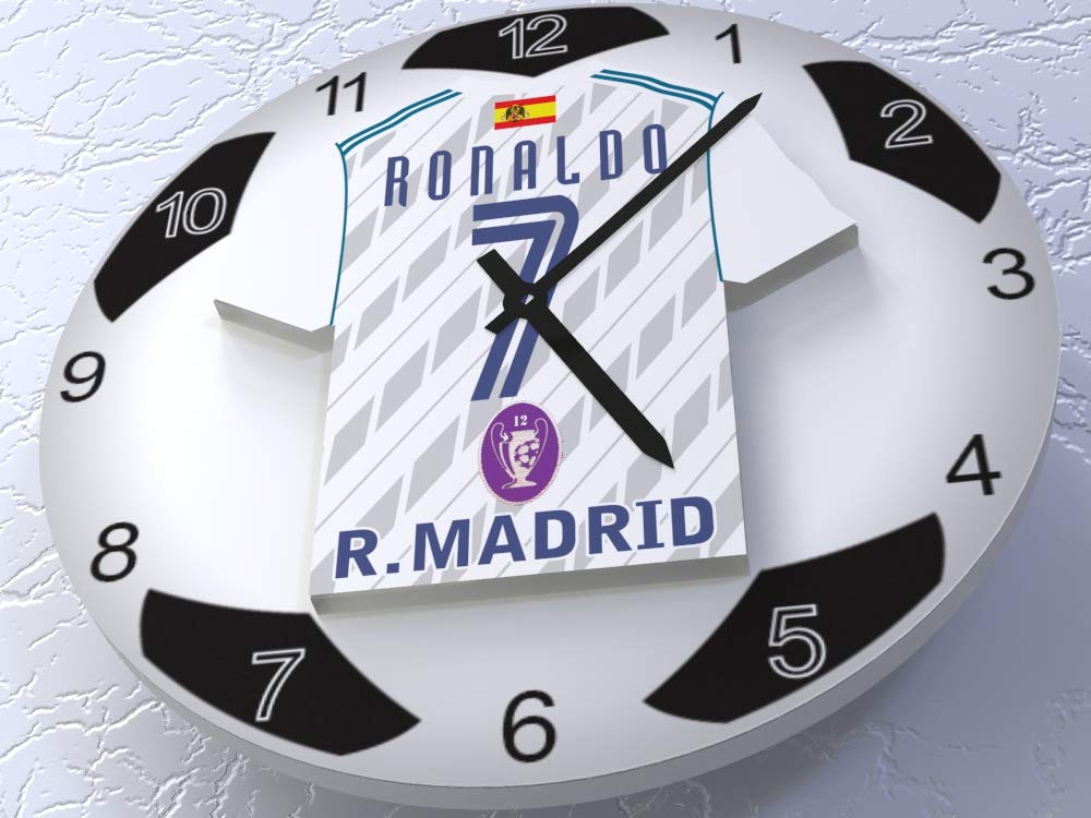 FanPlastic Cristiano Ronaldo 7 CF Real Madrid Legends Edition ...