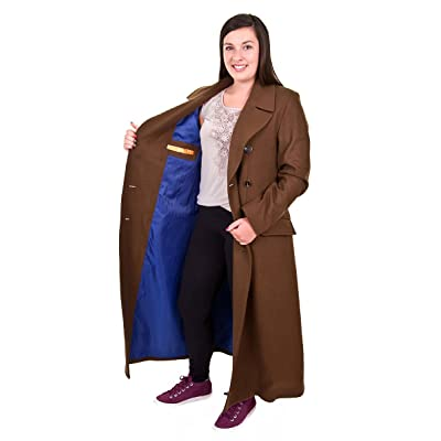 AbbyShot Doctor Who Ladies Tenth Doctor's Coat