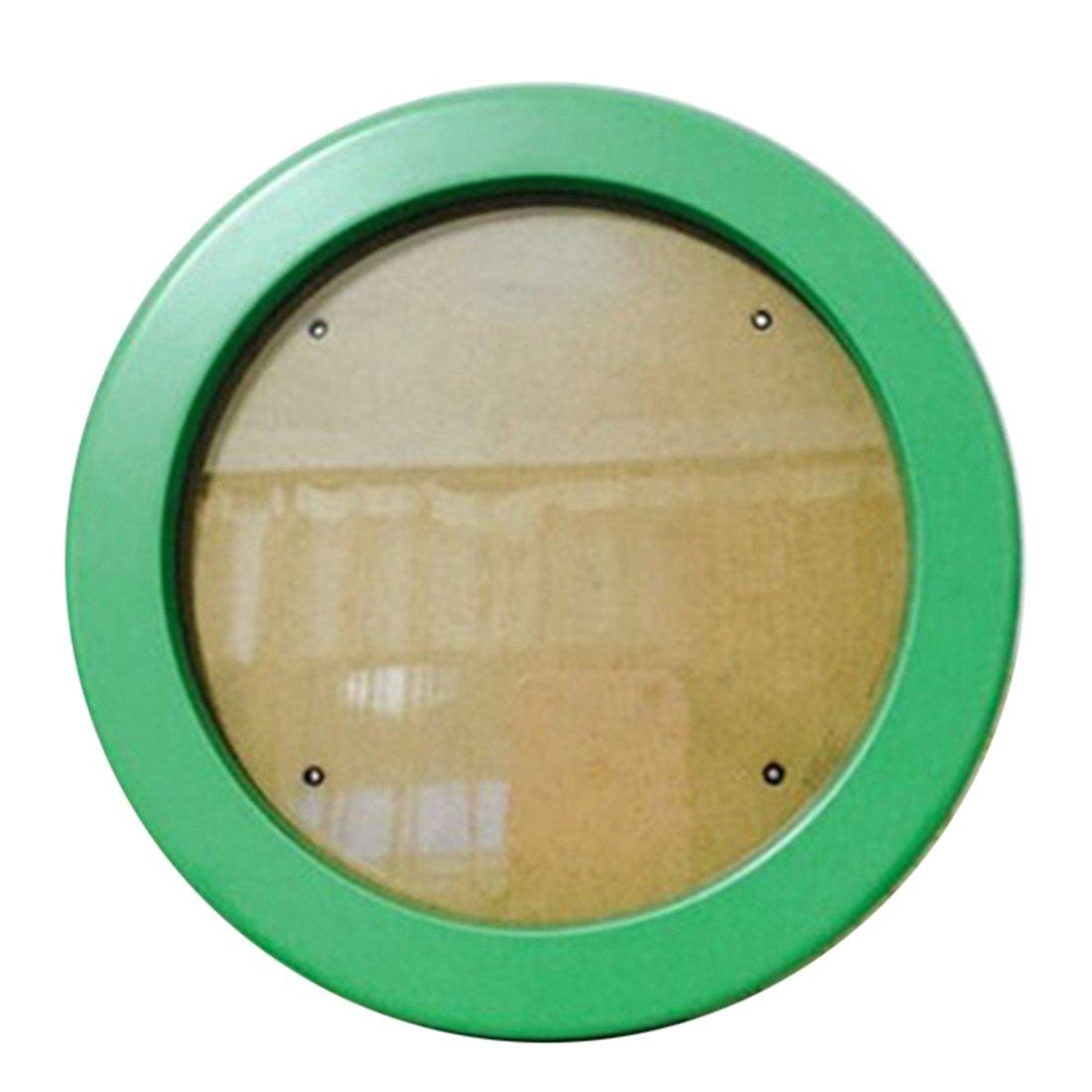 17,78 cm Zhaoke rund Bild Rahmen Holz Bilderrahmen Vintage Aufh/ängen Bild Display Organizer Halterung f/ür Wohnzimmer Home Wand-Decor navy 7 Zoll