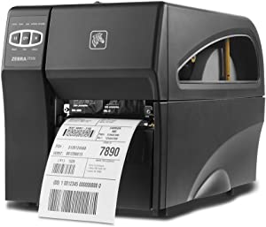 2PJ8513 - Zebra ZT220 Direct Thermal/Thermal Transfer Printer - Monochrome - Desktop - Label Print