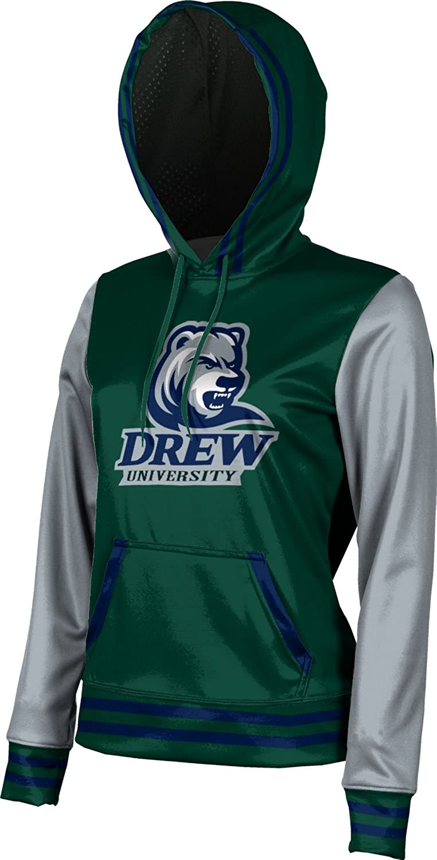 ProSphere Drew University Girls Pullover Hoodie School Spirit Sweatshirt Letterman