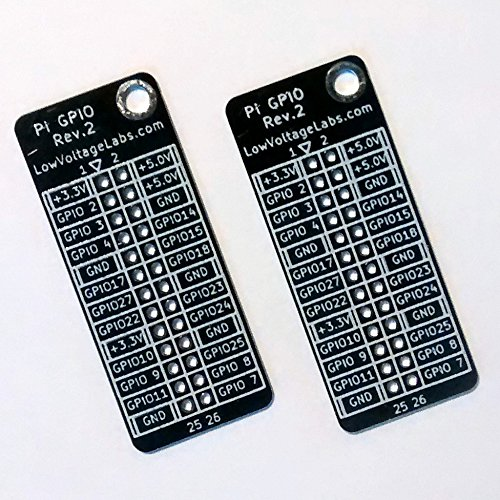 Wholesale GPIO Reference Board for the Raspberry Pi Model A/B (2 pack)