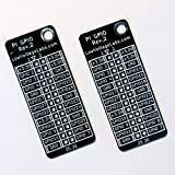 GPIO Reference Board for the Raspberry Pi Model A/B (2 pack)