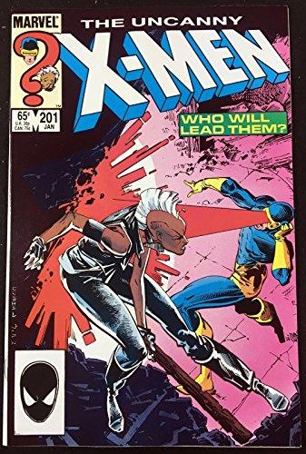 Uncanny X-Men (1981) #201 NM (9.4) 1st app baby Cable