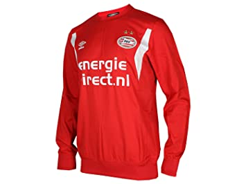 Umbro PSV Eindhoven Training Drill Top - Camiseta de fútbol, Color Rojo: Amazon.es: Deportes y aire libre