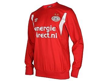 Umbro PSV Eindhoven Training Drill Top - Camiseta de fútbol, Color Rojo: Amazon.es: Deportes y aire libre