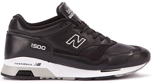 fábrica 100% autenticado belleza New Balance M1500 Men US 7 Black Running Shoe: Amazon.co.uk: Shoes ...